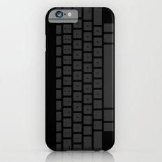 Captain's Keyboard iPhone 6s Slim Case