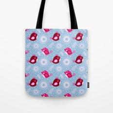 Sweet Spring Birds Tote Bag