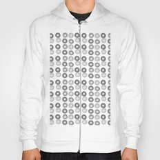 Hipsters Listen To Music Hoody