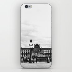 The Louvre iPhone & iPod Skin