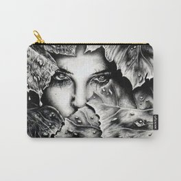 Veiled Shadow Carry-All Pouch
