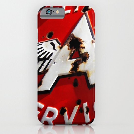Flying A Service iPhone & iPod Case