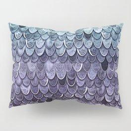 MAGIC MERMAID - MYSTIC TEAL-PURPLE Pillow Sham