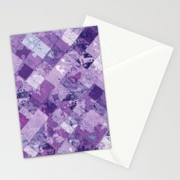Abstract Geometric Background #30 Stationery Cards