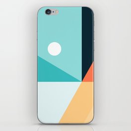 Geometric 1710 iPhone Skin