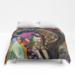 The 40th robber (of Ali Baba) Comforters