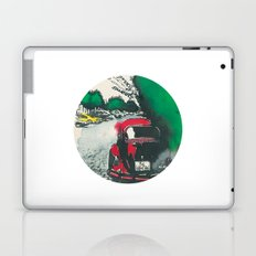 Red Beetle Laptop & iPad Skin