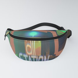 Oxygen Air Bank Station Fanny Pack
