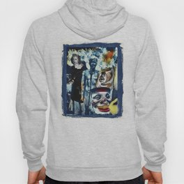 Cracked Man in the Funhouse Hoody