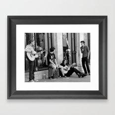 York #191 Framed Art Print