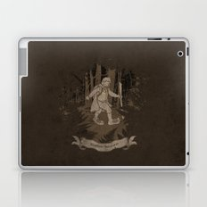 Bigfoot Baggins Laptop & iPad Skin