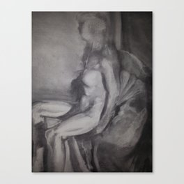 Apparition Canvas Print