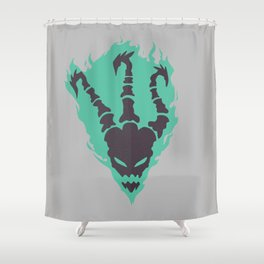 Thresh Shower Curtain
