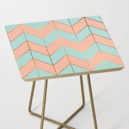 Marble Geometry 059 Side Table