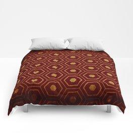 Dingy Pub Carpet Comforters