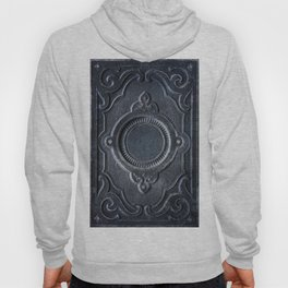Pretty ornamented book cover Hoody