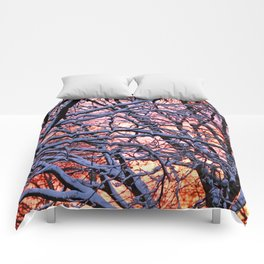 """""""Fire and Ice"""" Comforters"""