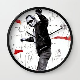 Foundation Wall Clock