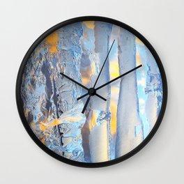 Sandy Skys Wall Clock