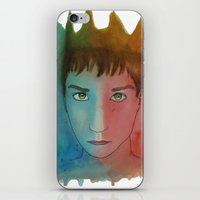 ben giles iPhone & iPod Skins featuring Ben by unicorned