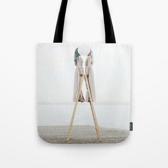 Same side Tote Bag