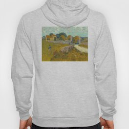 Vincent van Gogh - Farmhouse in Provence Hoody