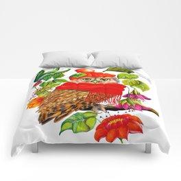 Charming Owl Comforters