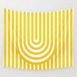 U, Wall Tapestry