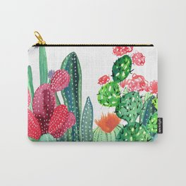 A Prickly Bunch 4 Carry-All Pouch