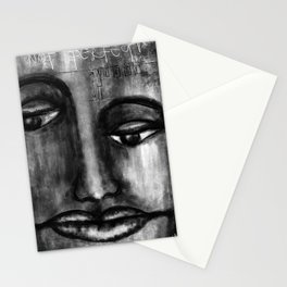 Not perfect Stationery Cards