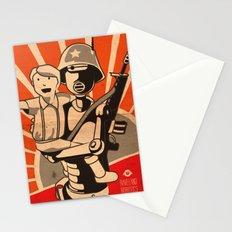 Propaganda Series Stationery Cards