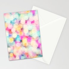 Drops of Rainbow Stationery Cards
