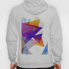 Kaleidoscopic Fragments Hoody