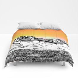 Guadalupe Comforters