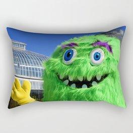 Imagine Seeing You Here Rectangular Pillow