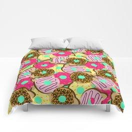 Dough Cats Comforters