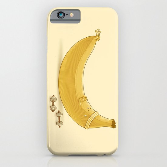 Crunches iPhone & iPod Case