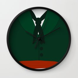 Grantaire Clothes Wall Clock