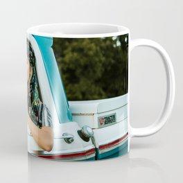 Girl Mirror Coffee Mug
