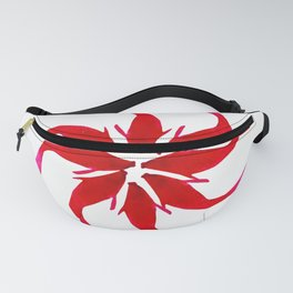 red koi Fanny Pack