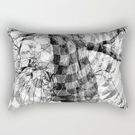 Orders of simplicity series: Beauty that happens Rectangular Pillow