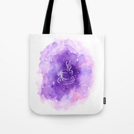THERE'S COFFEE IN THAT NEBULA Tote Bag