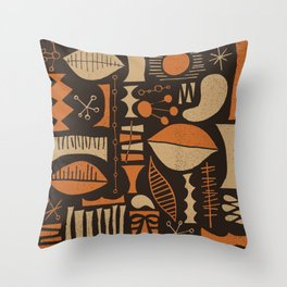 Makura Throw Pillow