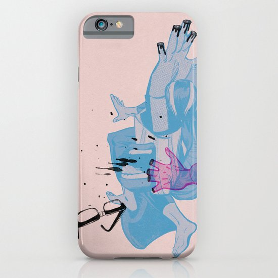 Nerd /// Fight iPhone & iPod Case