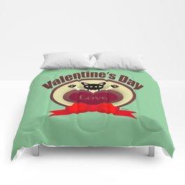 Valentine's Day Comforters