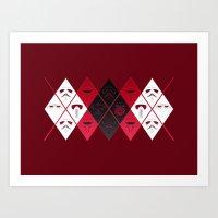 Imperial Stargyle v2 Art Print