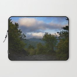 Adventure up to Alum Cave Laptop Sleeve