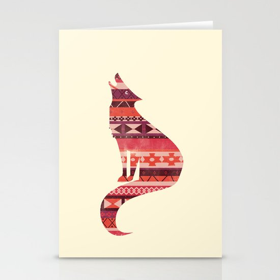 Native Song Stationery Cards
