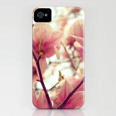Magnolias Slim Case iPhone (4, 4s)
