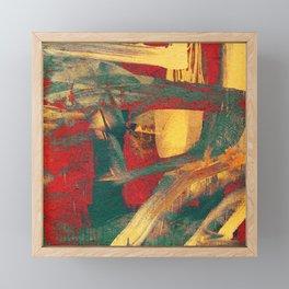 Boi de Piranha Framed Mini Art Print